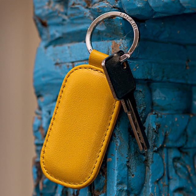 Porte-clés arrondi