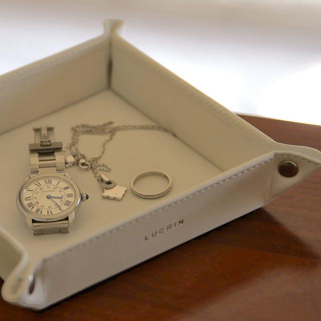 Petit vide poche carré (12 x 12 x 3 cm)